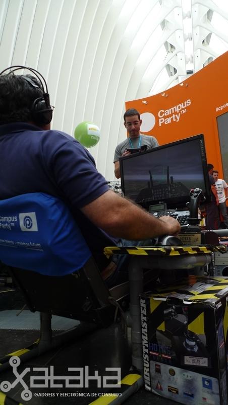 Foto de Campus Party Simuladores (5/10)