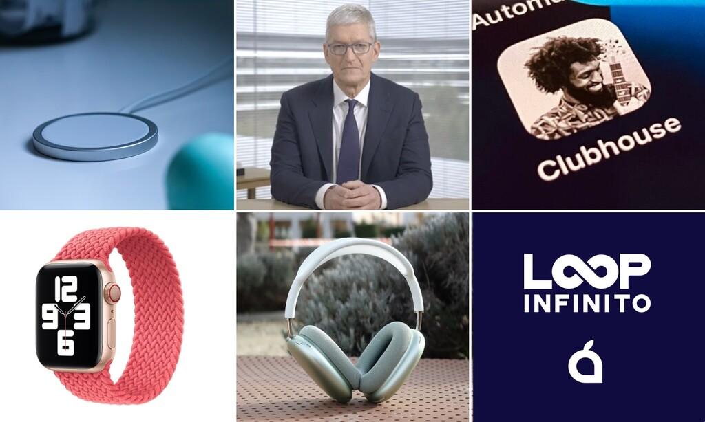 Tim Cook sobre privacidad, Clubhouse, obviedades industriales... (La semana del podcast Loop Infinito)