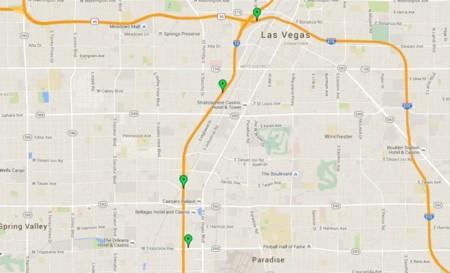 Mapa de Waze