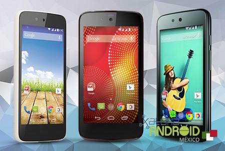 Canvas A1, Dream UNO y Sparkle V, un repaso por los primeros tres Android One