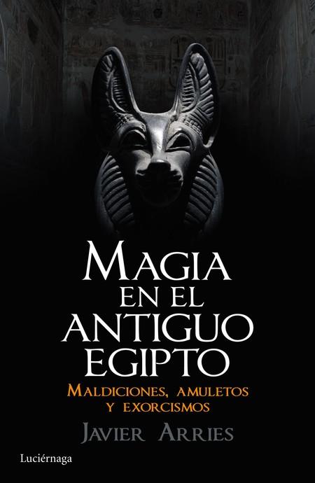 Magia en el Antiguo Egipto libro