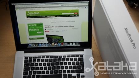 MacBook Pro Retina display podría dar el salto a las 13 pulgadas dentro de poco