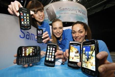 Imagen de la semana: móviles por doquier