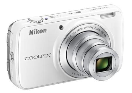 Nikon Coolpix S810c, toda la información sobre la nueva cámara con Android de Nikon
