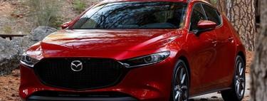 El Mazda 3 obtiene cinco estrellas en pruebas de choque de Euro NCAP