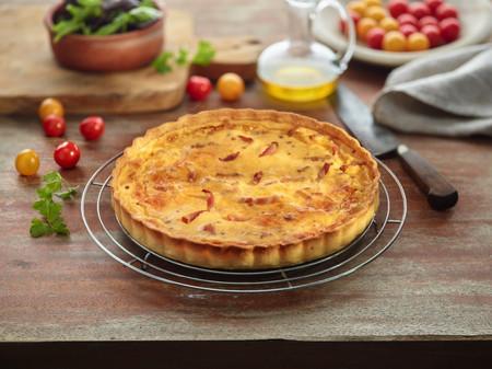 Quiche Lorraine: una cena rápida, versátil y deliciosa