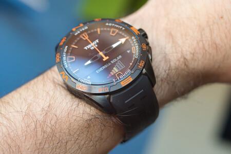 Tissot T-Touch Connect Solar, análisis: el diseño más premium en un reloj de 1.040 euros con carga solar