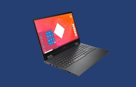 Juega a lo que quieras con ray tracing y DLSS ahorrando gracias a este portátil gaming de HP: ahora puedes hacerte con él con más de 200 euros de descuento en Fnac