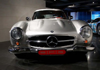 Tres Mercedes-Benz 300 SL muy especiales
