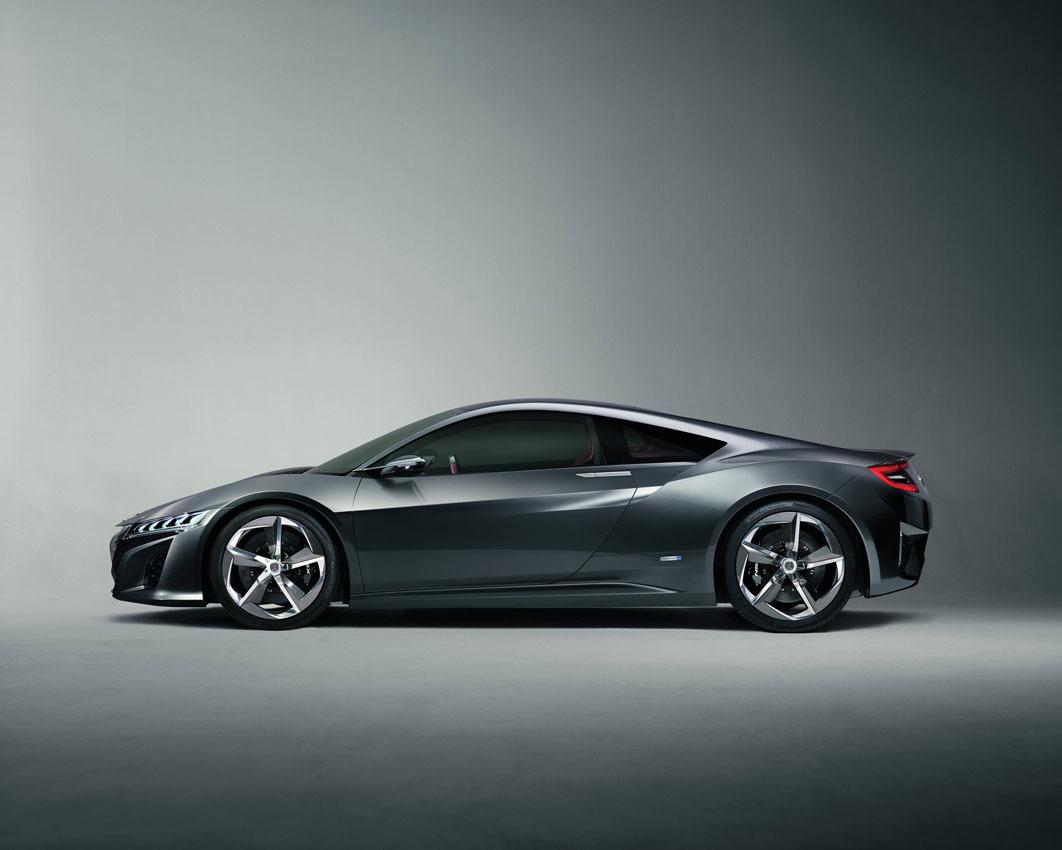 Foto de Honda NSX Concept (3/11)