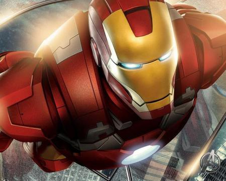 Entrenamiento de súper héroes: Iron Man