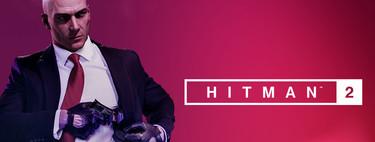 Todas las misiones del primer Hitman se incluirán con mejoras en forma de DLC en Hitman 2