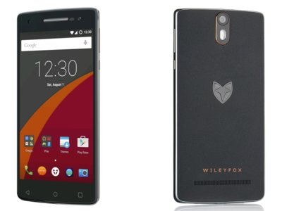 El WileyFox Storm ya es oficial en UK, llega la competencia europea a los Nexus y OnePlus