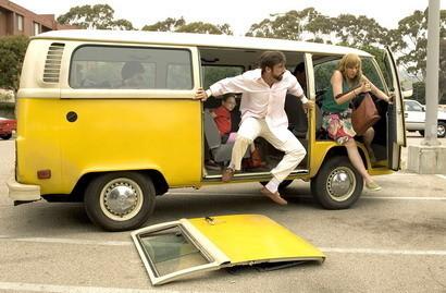 Oscar 2007: Mejor guión original para 'Pequeña Miss Sunshine'