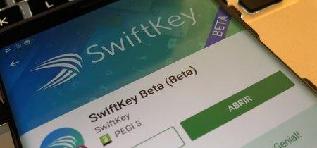 El soporte para Stickers y una mejor usabilidad claves de la nueva versión de Swiftkey Beta para Android