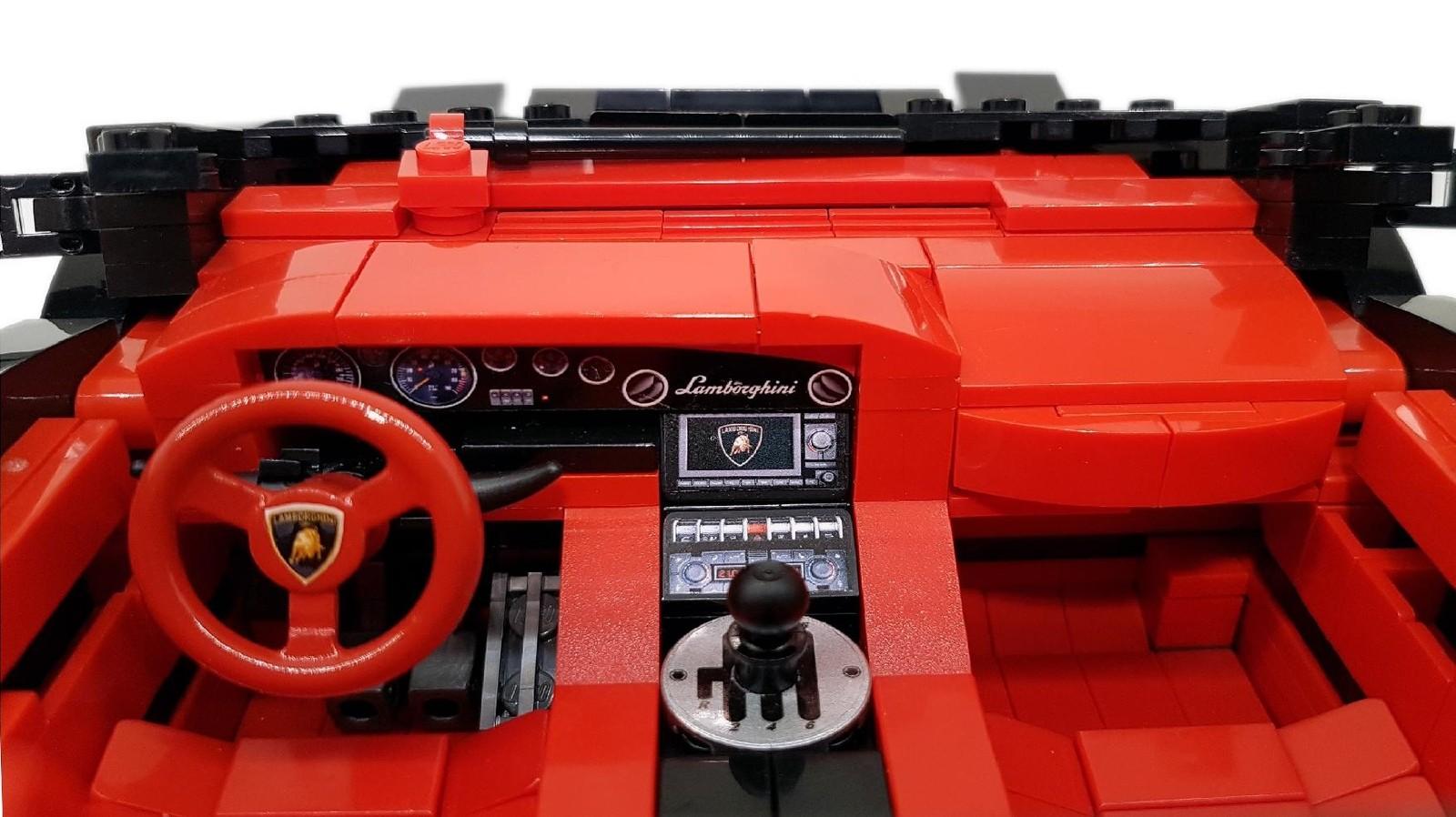 Foto de Lamborghini Diablo GT Lego Ideas (14/18)