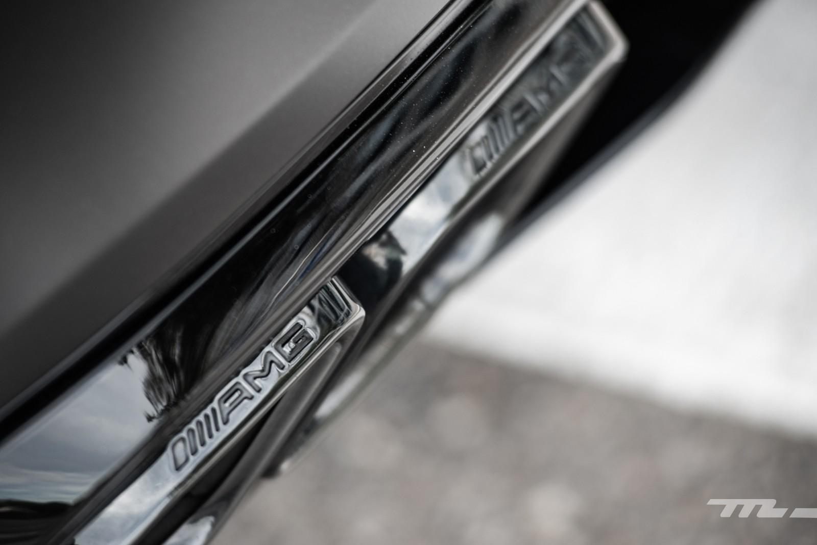 Foto de Mercedes-AMG C 63 S 2019, prueba (3/53)