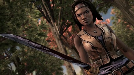 La historia de The Walking Dead: Michonne continuará el 29 de marzo con su segundo episodio