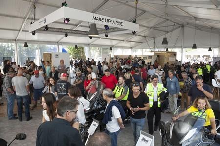 Hemos asistido al BMW Motorrad Days Sabiñánigo, y el cambio de ubicación ha sido un acierto absoluto