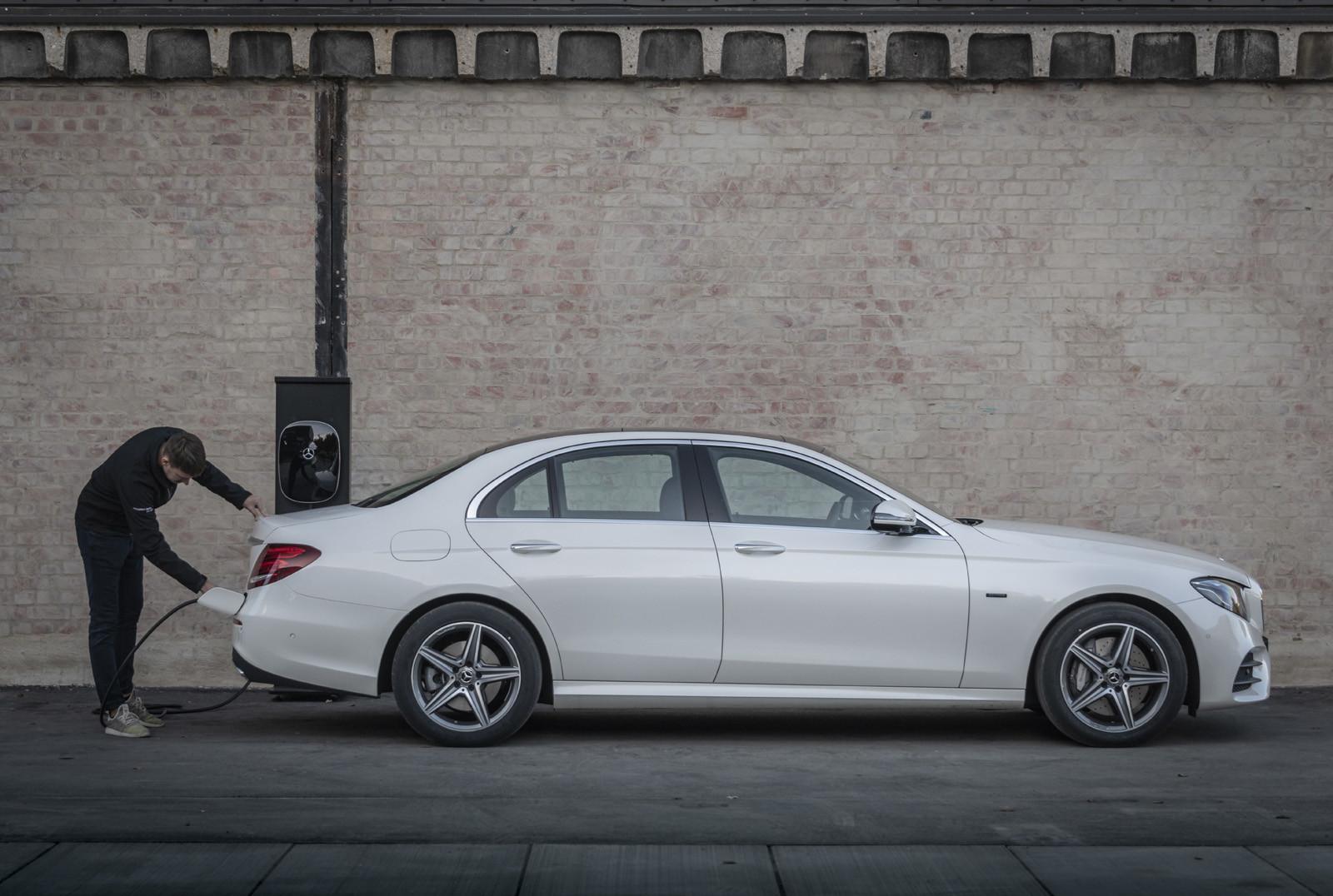 Foto de Mercedes-Benz E 300 de (presentación) (36/47)