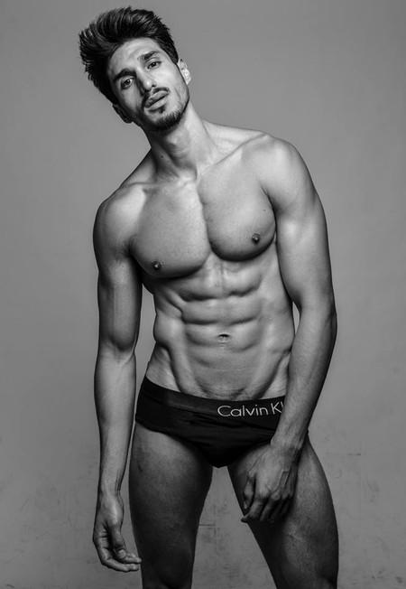Rutina de modelo: Diego Garcy