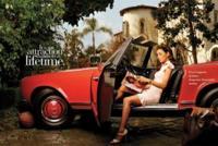 ¿Qué tipo de chica lee la revista Glamour?
