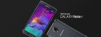Galaxy Note 4 ya tiene fechas de lanzamiento por Samsung