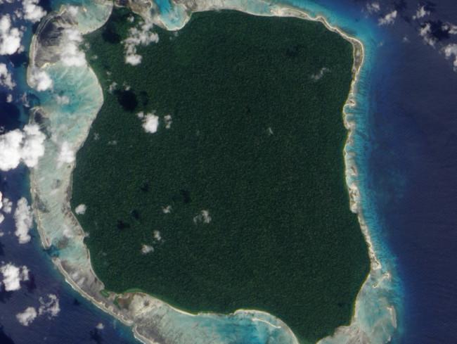 Sentinel del Norte, la isla más aislada y peligrosa del mundo