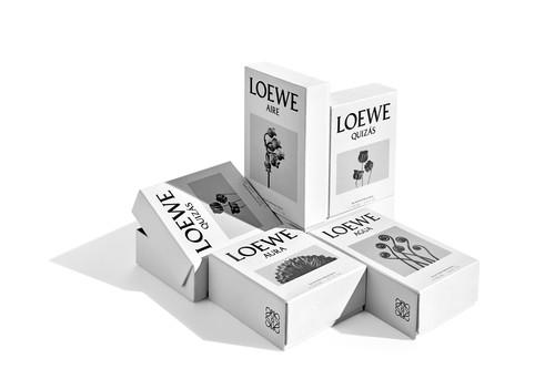 Loewe Perfumes renueva su imagen con evocadoras (y preciosas) imágenes de la naturaleza y el arte