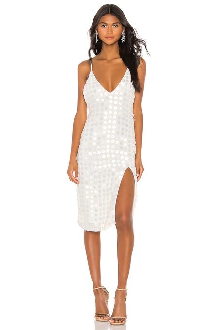 Vestido Blanco Verano 2019 10
