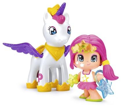 estrella y unicornio