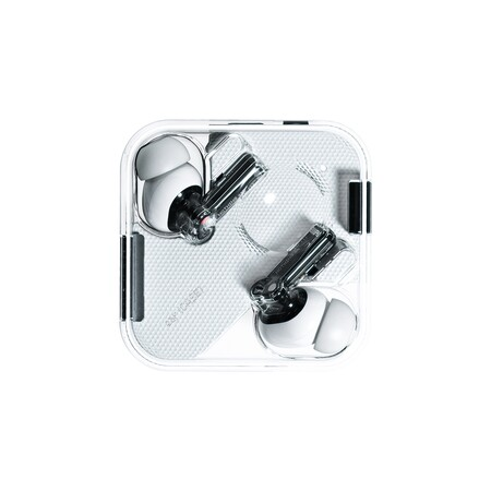 Nothing Ear 1 Case And Earbuds White
