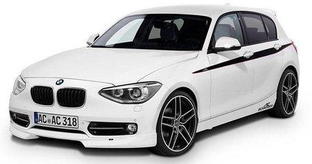 AC Schnitzer ACS1, BMW Serie 1 (F20)