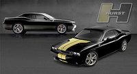 Hurst Dodge Challenger SRT8 al SEMA Show