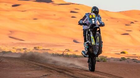 Quintanilla Dakar 2020