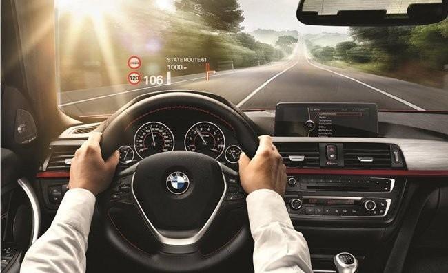 BMW HUD 2