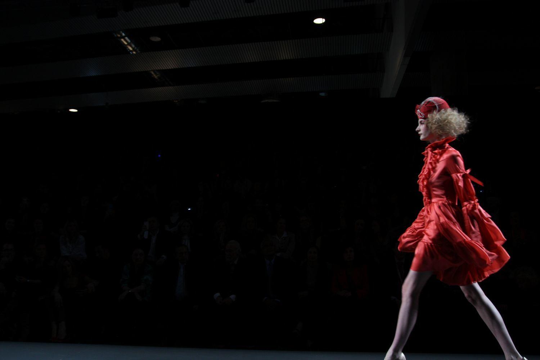 Foto de Alma Aguilar en la Cibeles Madrid Fashion Week Otoño-Invierno 2011/2012 (37/126)