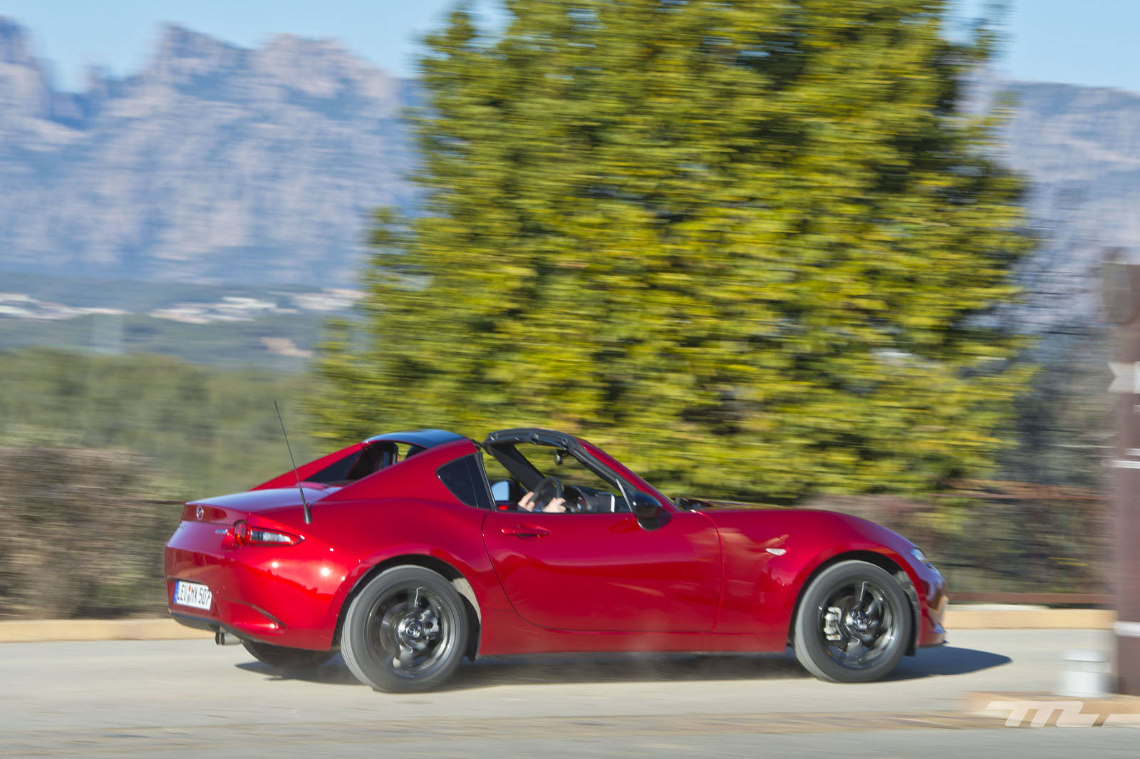 Foto de Mazda MX-5 RF (toma de contacto) (26/31)