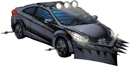 Hyundai anti-zombie