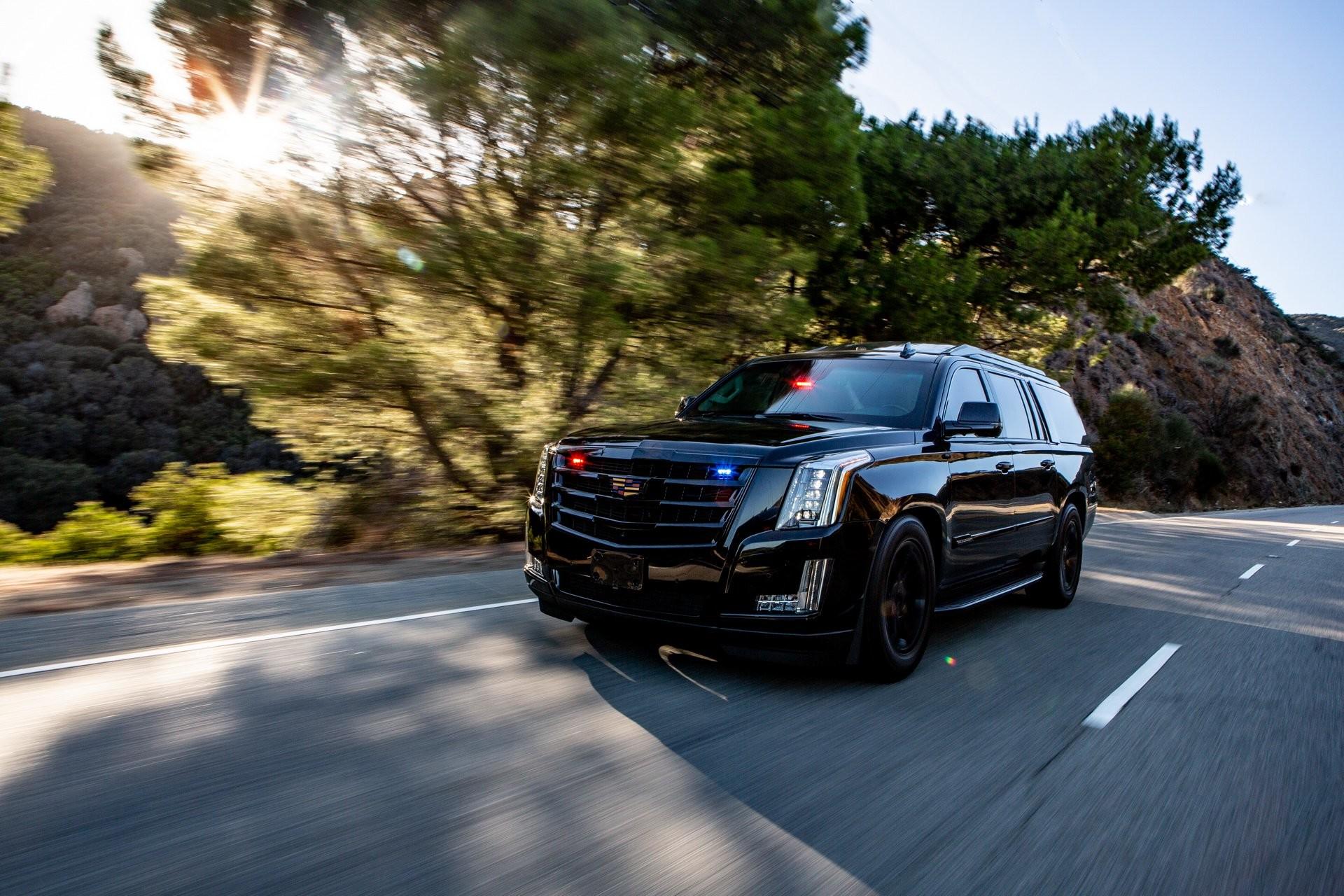 Foto de AddArmor Cadillac Escalade (1/21)
