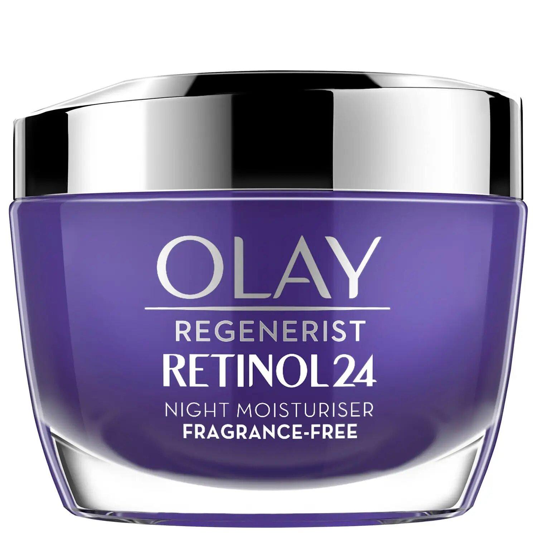 Olay Retinol 24 Fragrance Free Night