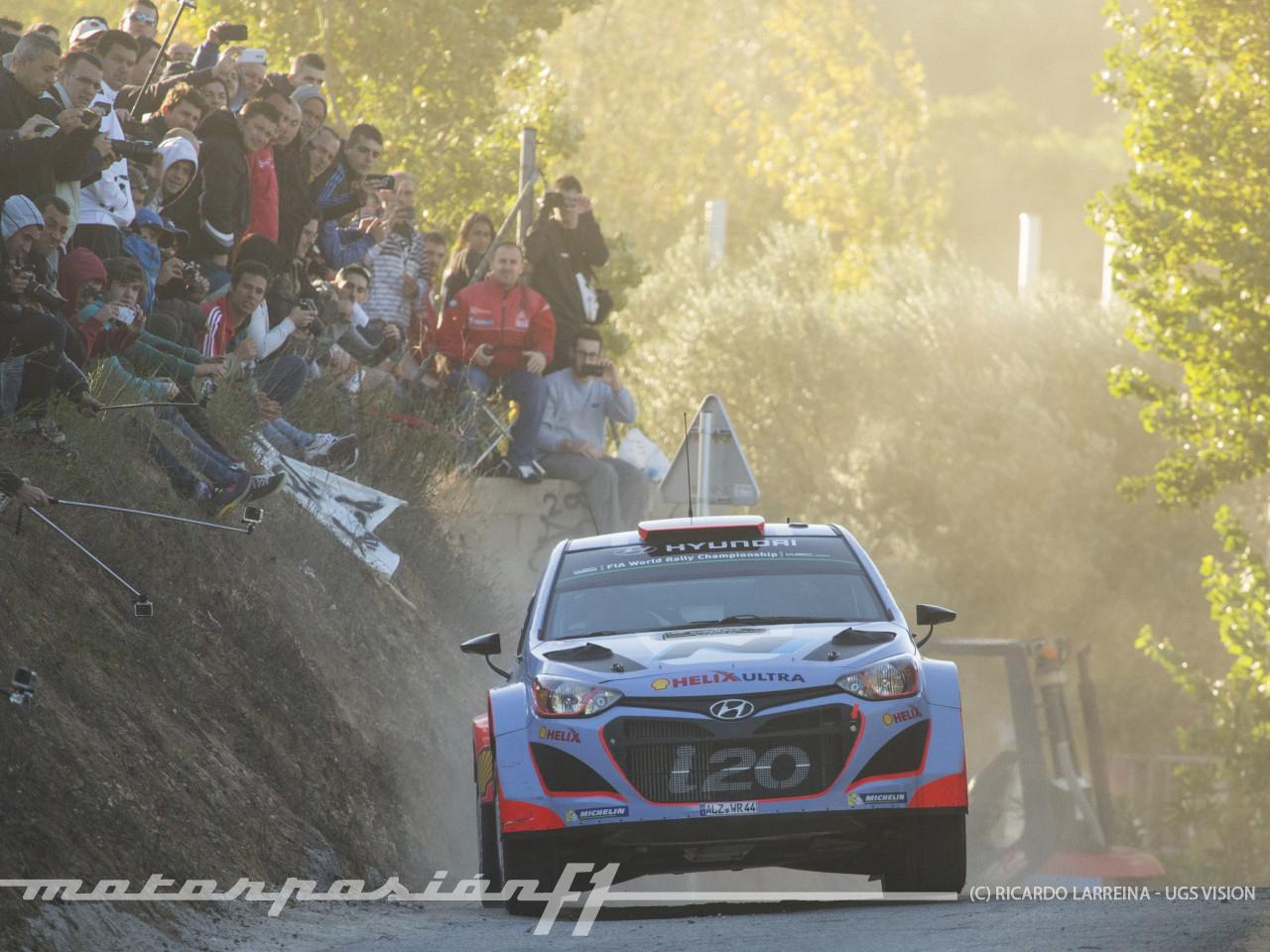 Foto de WRC - Rally de Catalunya 2014 (215/370)