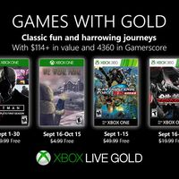 Hitman: The Complete First Season y Tekken Tag Tournament 2 entre los juegos de Games With Gold de septiembre