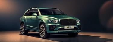 Bentley Bentayga 2021, el SUV británico recibe su primer lavado de cara con el propósito de mantener cetro y corona