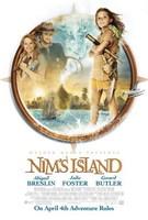 Póster y nuevo trailer de 'Nim´s Island' con Jodie Foster y Gerard Butler