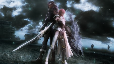 Ff Final Fantasy Xiii 2 Lightning Caius