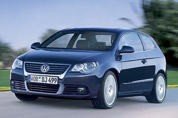 Volkswagen Golf VI, ¿listo en 2008?