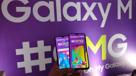 Samsung Galaxy M10 M20 Pantalla