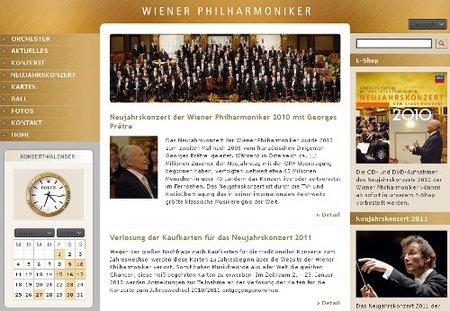 Cómo conseguir entradas para el concierto de Año Nuevo en Viena