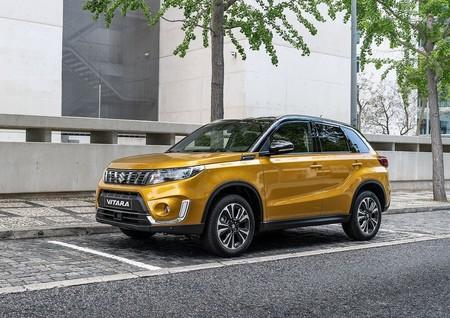 Suzuki Vitara y S-Cross tendrán versiones híbridas el próximo año